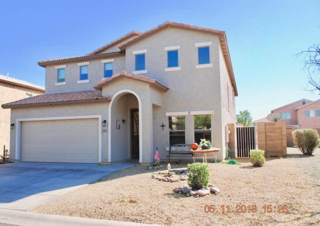 365 E Palomino Way, San Tan Valley, AZ 85143 (MLS #5843687) :: Yost Realty Group at RE/MAX Casa Grande