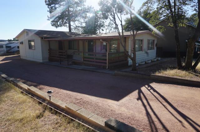 509 E Eckles Street, Payson, AZ 85541 (MLS #5843692) :: The Kenny Klaus Team