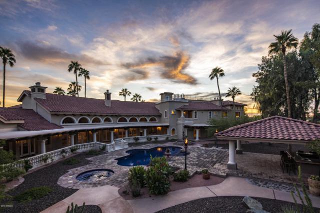 11218 E North Lane, Scottsdale, AZ 85259 (MLS #5843708) :: Conway Real Estate