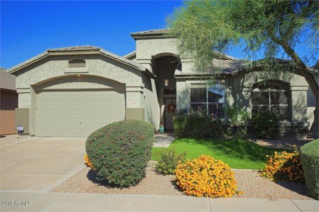 7338 E Gallego Lane, Scottsdale, AZ 85255 (MLS #5843769) :: The W Group