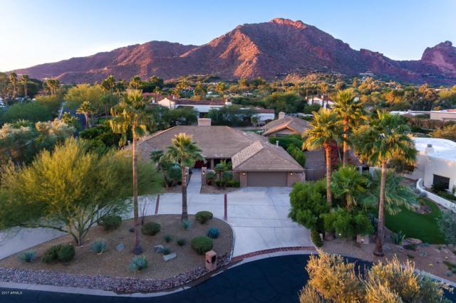 6224 N Yucca Road, Paradise Valley, AZ 85253 (MLS #5843861) :: CC & Co. Real Estate Team