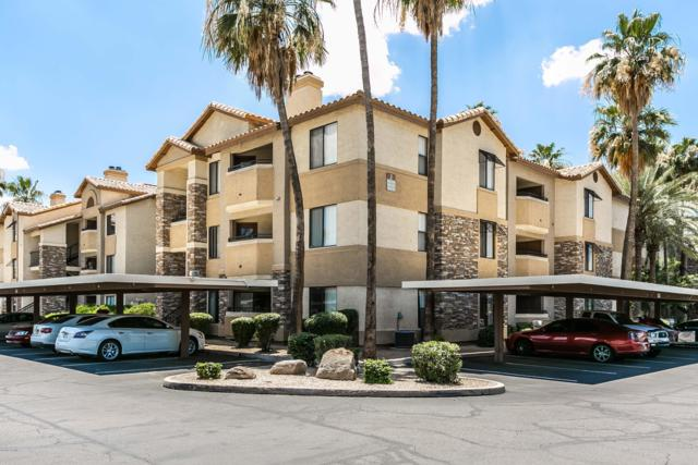 2025 E Campbell Avenue #208, Phoenix, AZ 85016 (MLS #5843888) :: The Wehner Group