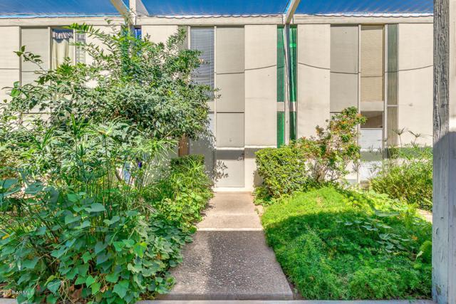 4401 N 40TH Street #27, Phoenix, AZ 85018 (MLS #5843906) :: The Daniel Montez Real Estate Group