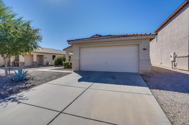 5821 E Flowing Spring, Florence, AZ 85132 (MLS #5843972) :: The Jesse Herfel Real Estate Group