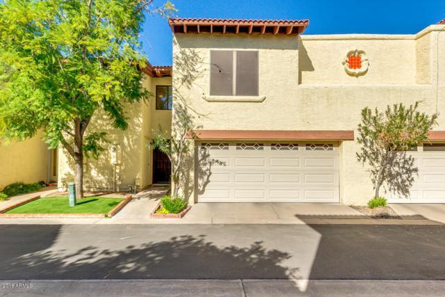 5726 N 10TH Street #5, Phoenix, AZ 85014 (MLS #5844176) :: The Daniel Montez Real Estate Group