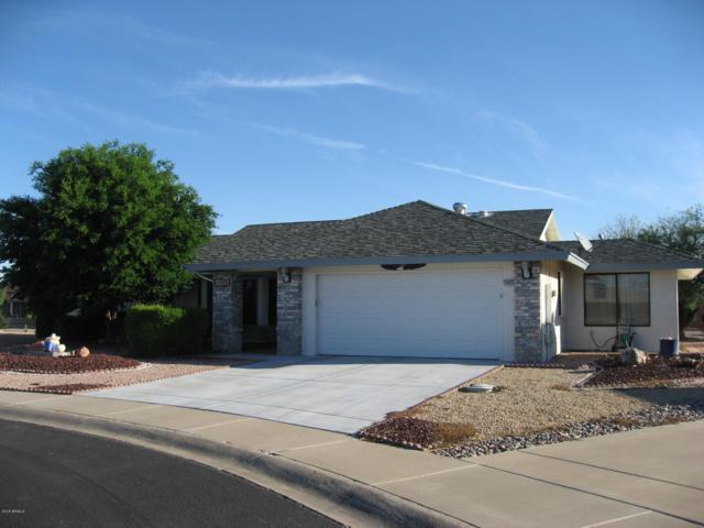 14022 W Aleppo Drive, Sun City West, AZ 85375 (MLS #5844187) :: Conway Real Estate