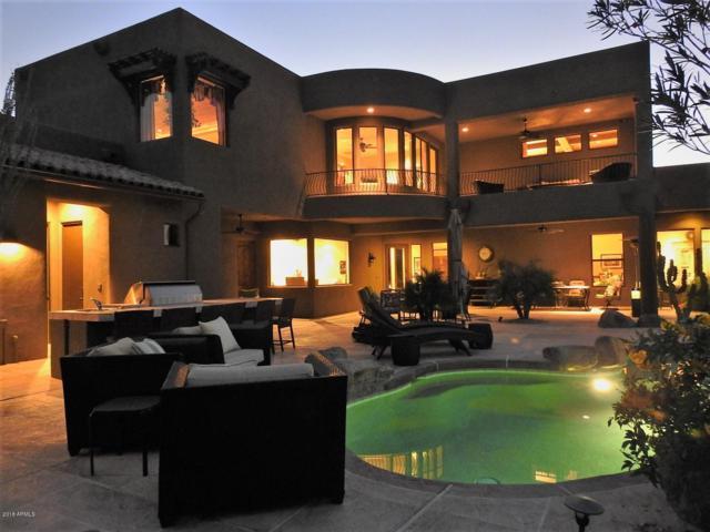7621 E Dixileta Drive, Scottsdale, AZ 85266 (MLS #5844190) :: Yost Realty Group at RE/MAX Casa Grande