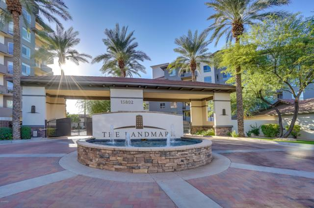 15802 N 71ST Street #202, Scottsdale, AZ 85254 (MLS #5844245) :: The Wehner Group