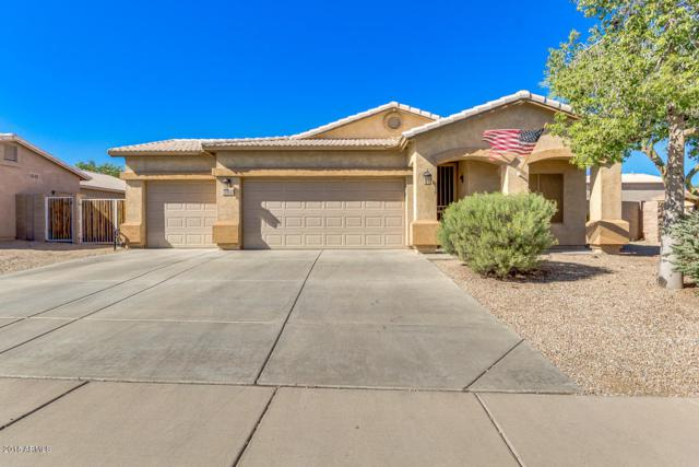 562 E Shawnee Road, San Tan Valley, AZ 85143 (MLS #5844293) :: Yost Realty Group at RE/MAX Casa Grande