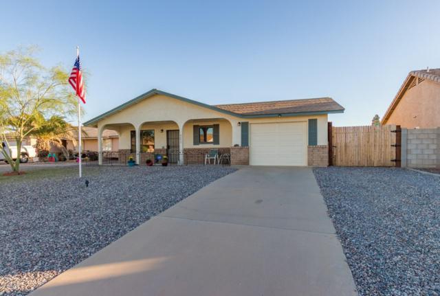 9233 W Raven Drive, Arizona City, AZ 85123 (MLS #5844325) :: The Garcia Group