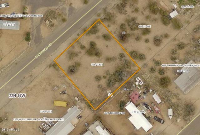 xxxxx W Williams Drive, Golden Valley, AZ 86413 (MLS #5844327) :: Yost Realty Group at RE/MAX Casa Grande