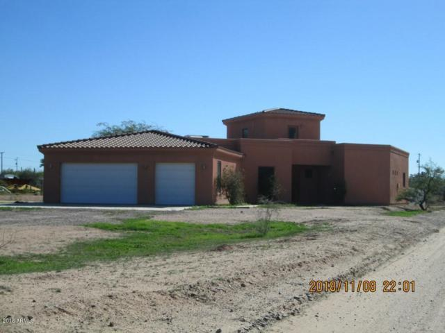 10819 E The Griffin Way, Coolidge, AZ 85128 (MLS #5844450) :: Yost Realty Group at RE/MAX Casa Grande