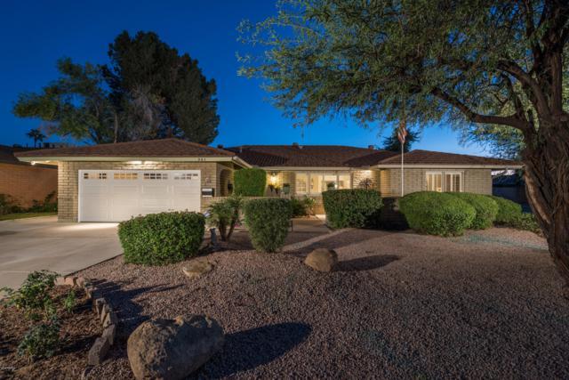 945 E Magdalena Drive, Tempe, AZ 85283 (MLS #5844517) :: Yost Realty Group at RE/MAX Casa Grande