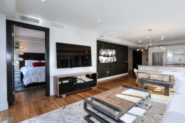 4422 N 75TH Street #5007, Scottsdale, AZ 85251 (MLS #5844588) :: Lux Home Group at  Keller Williams Realty Phoenix