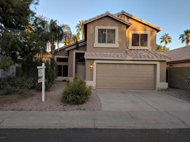 871 N Albert Drive, Chandler, AZ 85226 (MLS #5844748) :: Conway Real Estate