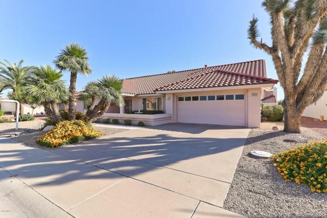 14821 W White Horse Drive, Sun City West, AZ 85375 (MLS #5844806) :: RE/MAX Excalibur