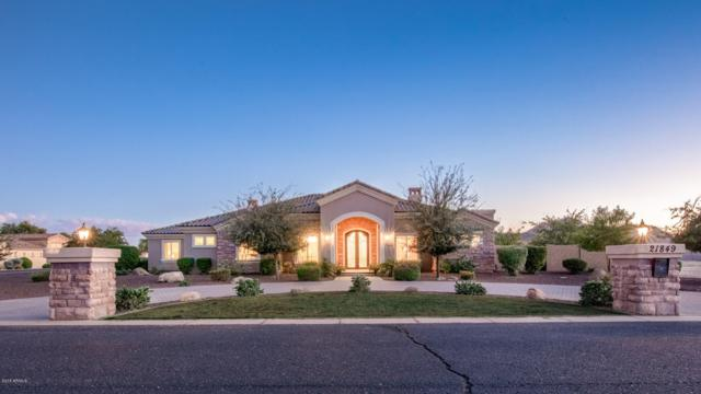 21849 E Pegasus Parkway, Queen Creek, AZ 85142 (MLS #5844852) :: CC & Co. Real Estate Team