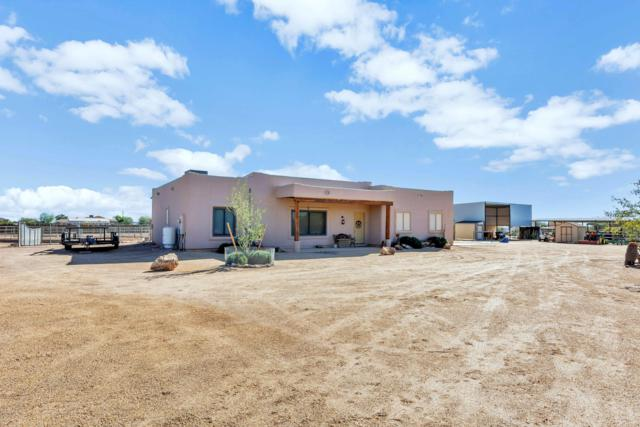 30907 N 224TH Drive, Wittmann, AZ 85361 (MLS #5844871) :: The Garcia Group