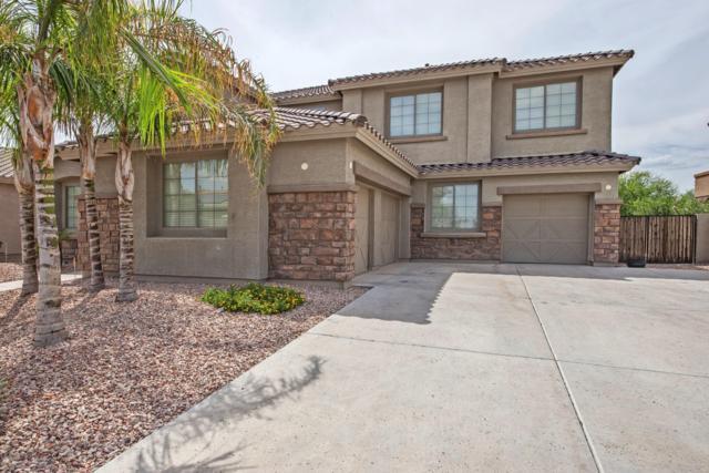 4550 N 153RD Lane, Goodyear, AZ 85395 (MLS #5844919) :: Lifestyle Partners Team