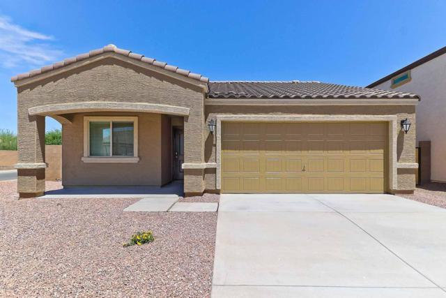 8659 S 253RD Avenue, Buckeye, AZ 85326 (MLS #5844934) :: RE/MAX Excalibur