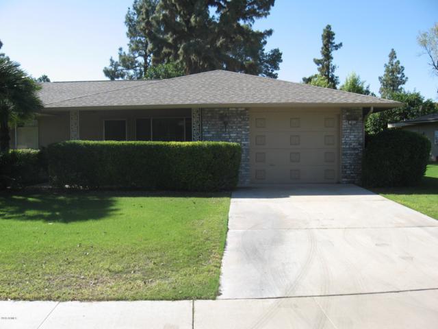 9713 W Gulf Hills Drive, Sun City, AZ 85351 (MLS #5844946) :: Riddle Realty