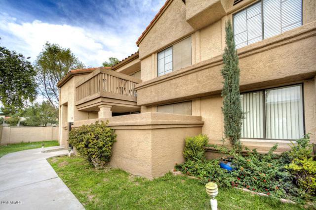 818 S Westwood Road #112, Mesa, AZ 85210 (MLS #5845036) :: The Daniel Montez Real Estate Group
