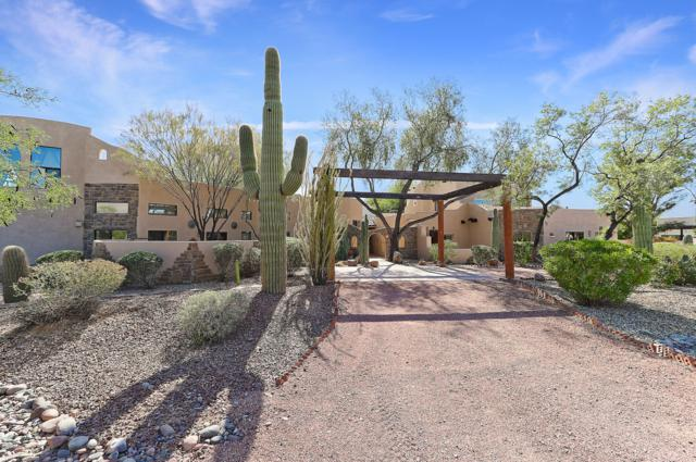9667 E Sleepy Hollow Trail, Gold Canyon, AZ 85118 (MLS #5845054) :: The Kenny Klaus Team