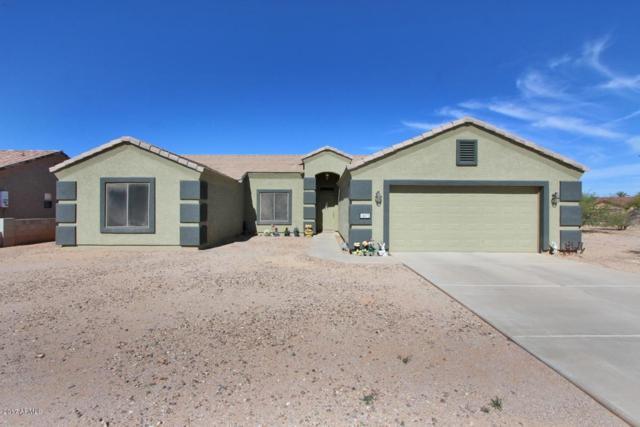 14470 S Brook Hollow Road, Arizona City, AZ 85123 (MLS #5845087) :: Revelation Real Estate