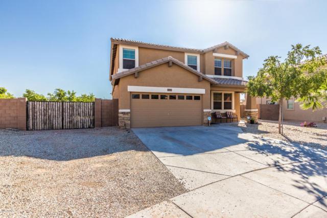 3303 W Leodra Lane, Phoenix, AZ 85041 (MLS #5845108) :: The W Group