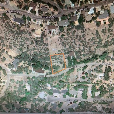 550 Arena Drive, Prescott, AZ 86301 (MLS #5845183) :: Yost Realty Group at RE/MAX Casa Grande