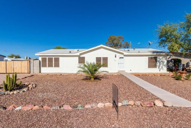 267 Gompers Circle, Morristown, AZ 85342 (MLS #5845191) :: The Garcia Group