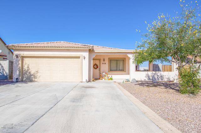 208 W Palm Court, Coolidge, AZ 85128 (MLS #5845228) :: Yost Realty Group at RE/MAX Casa Grande