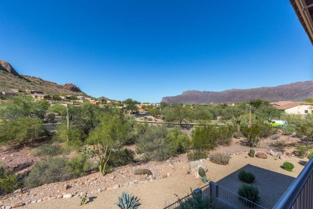 10096 E Dinosaur Ridge Road, Gold Canyon, AZ 85118 (MLS #5845271) :: The Kenny Klaus Team