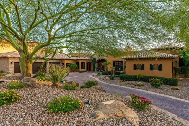 11843 E Desert Trail Road, Scottsdale, AZ 85259 (MLS #5845295) :: Conway Real Estate