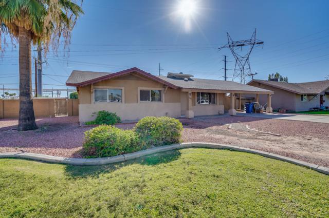 1435 E Dover Street, Mesa, AZ 85203 (MLS #5845310) :: Conway Real Estate