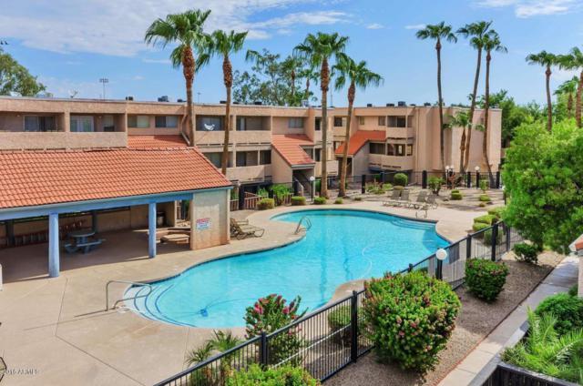 1645 W Baseline Road #2159, Mesa, AZ 85202 (MLS #5845406) :: The Wehner Group