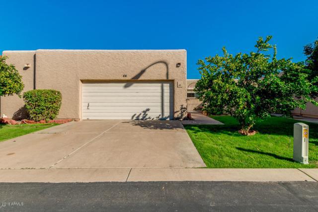 3345 E University Drive #44, Mesa, AZ 85213 (MLS #5845420) :: Riddle Realty