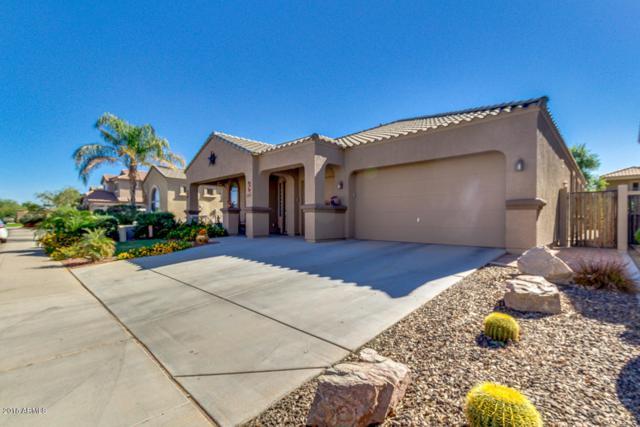 41099 W Robbins Drive, Maricopa, AZ 85138 (MLS #5845488) :: The Jesse Herfel Real Estate Group