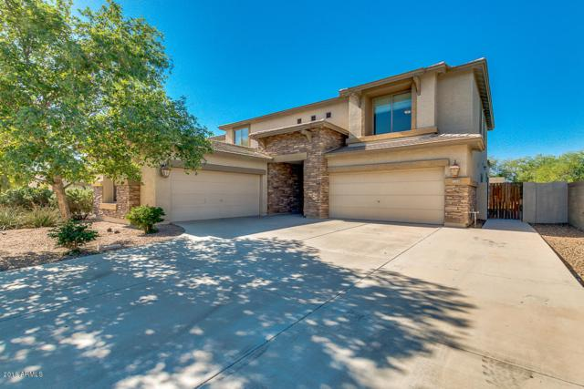 2977 N Desert Horizons Lane, Casa Grande, AZ 85122 (MLS #5845560) :: Yost Realty Group at RE/MAX Casa Grande