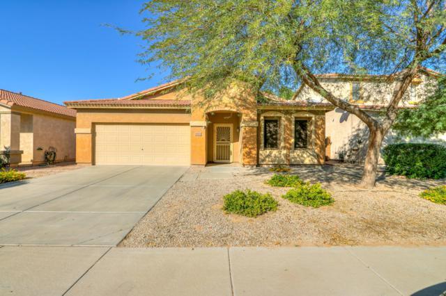 45370 W Miraflores Street, Maricopa, AZ 85139 (MLS #5845639) :: The W Group