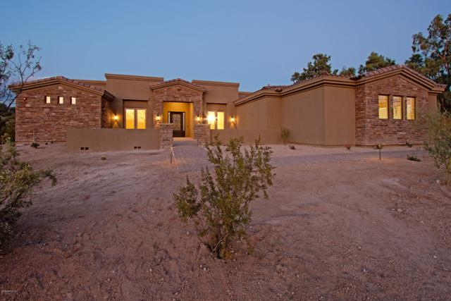4012 La Ultima Piedra, Carefree, AZ 85377 (MLS #5845733) :: Riddle Realty