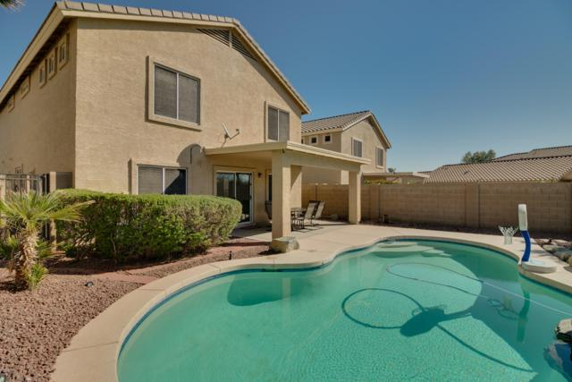22503 W Woodlands Avenue, Buckeye, AZ 85326 (MLS #5845796) :: The Garcia Group