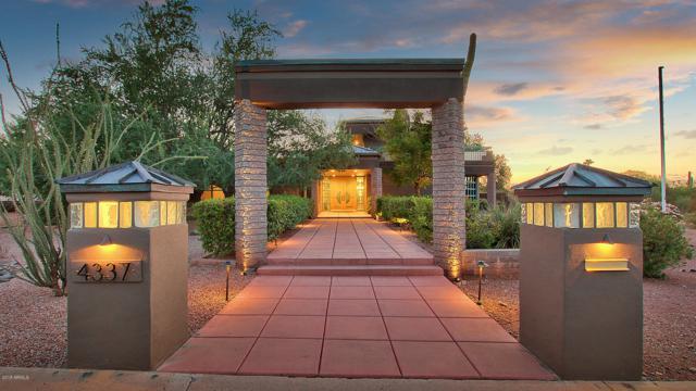 4337 E Fanfol Drive, Phoenix, AZ 85028 (MLS #5845807) :: Revelation Real Estate