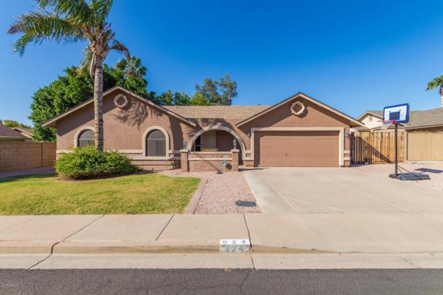924 N 58TH Street, Mesa, AZ 85205 (MLS #5845836) :: RE/MAX Excalibur