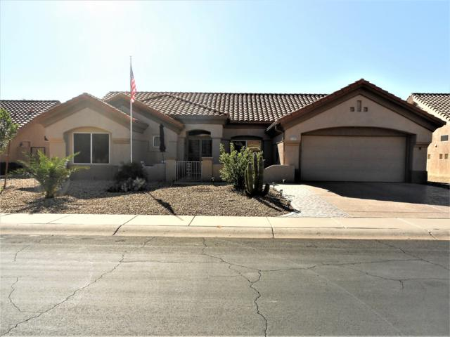 15107 W Sentinel Drive, Sun City West, AZ 85375 (MLS #5845885) :: Kelly Cook Real Estate Group