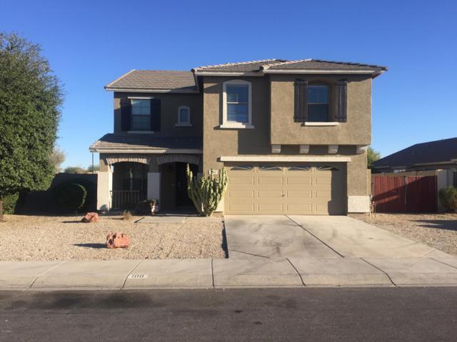 1110 E March Street, San Tan Valley, AZ 85140 (MLS #5846037) :: Kelly Cook Real Estate Group