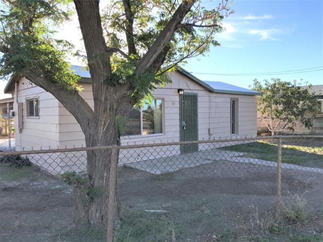 811 N Myers Boulevard, Eloy, AZ 85131 (MLS #5846118) :: Yost Realty Group at RE/MAX Casa Grande