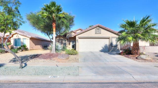 2360 E Santiago Trail, Casa Grande, AZ 85194 (MLS #5846137) :: Arizona 1 Real Estate Team