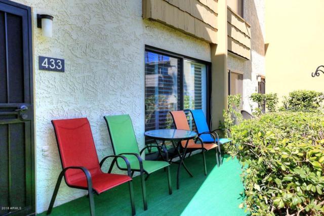 4610 N 68TH Street #433, Scottsdale, AZ 85251 (MLS #5846264) :: Lux Home Group at  Keller Williams Realty Phoenix