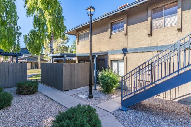 286 W Palomino Drive #151, Chandler, AZ 85225 (MLS #5846325) :: Lux Home Group at  Keller Williams Realty Phoenix